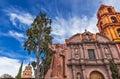 Espinosa Statue San Felipe Neri Church San Miguel de Allende Mexico