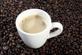 Espresso coffee Royalty Free Stock Photography