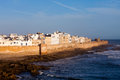 Essaouira Fortress view, Morocco. Royalty Free Stock Photo