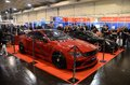 Essen motor show germany november mercedes and porsche tunning by boxter company in in germany on november Stock Image