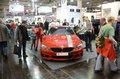 Essen motor show germany november visitors admire bmw tunning by mbdesign during in germany on november Stock Photo