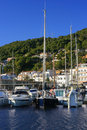 Estartit port (Costa Brava, Spain) Royalty Free Stock Photography