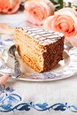 Esterhazy Torte Royalty Free Stock Photo