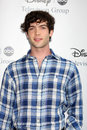 Ethan peck arriving at the abc tv tca party at the langham huntington hotel spa in pasadena ca on august Stock Image
