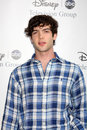 Ethan peck arriving at the abc tv tca party at the langham huntington hotel spa in pasadena ca on august Royalty Free Stock Photography