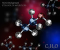 Ethanol Background Image Royalty Free Stock Photo