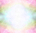 Ethereal Rainbow Healing Light Energy Field Royalty Free Stock Photo