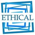 Ethical Blue Random Borders