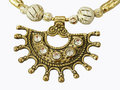 Ethinic Necklace Stock Photos