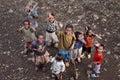 Ethiopia: Children and poverty Royalty Free Stock Photo
