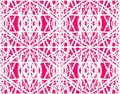 Ethnic abstract pink seamless pattern for textile , ceramic tiles or backgrounds