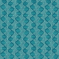 Ethnic geometric seamless pattern african Stock Images