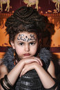 Ethnic girl Stock Photos