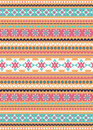 Ethnic pattern. Royalty Free Stock Images