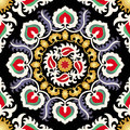 Ethnic pattern decorative ornament seamless for design Stock Image