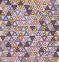 Ethnic retro style pattern removable distress effect geometric in Royalty Free Stock Photo