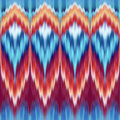 Ethnic seamless fashion fabric ornamental background Stock Photo