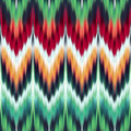 Ethnic seamless fashion fabric ornamental background Royalty Free Stock Image