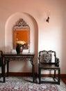 Ethnic Straits chinese malay decor Royalty Free Stock Photo