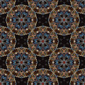 Ethnic tribal fashion abstract indian pattern eastern style traditional design Stock Photos