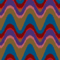 Ethnic wave pattern