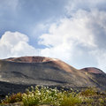 Etna landscape Royalty Free Stock Photography