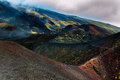 Etna vulcano Royalty Free Stock Photo
