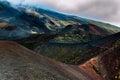 Etna vulcano Royalty Free Stock Photo
