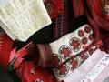 Etno clothes Stock Photos