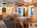 Etno restaurant Royalty Free Stock Photo