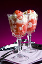 Eton mess Royalty Free Stock Photography