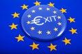 Stock Photos EU EXIT