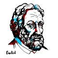Euclid Portrait