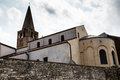 Euphrasius Church in Porec Royalty Free Stock Images