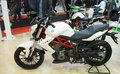 Eurasia moto bike expo istanbul turkey february benelli tnt tornado in in istanbul center Stock Images