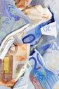 Euro Obraz Stock