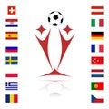 Euro 2008 Stock Photos