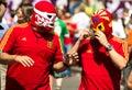 EURO 2012, spanish fans