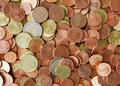 Euro Cent Royalty Free Stock Photo