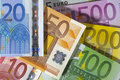 Euro currency Stock Photography