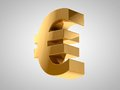 Euro Currency Sign Stock Photos