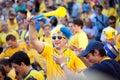 Euro-2012 in Kiev Royalty Free Stock Photo