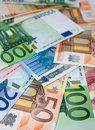 Euro money Royalty Free Stock Images