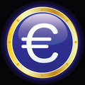 Euro Sign Royalty Free Stock Photography