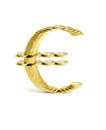 Euro sign made of coins Royalty Free Stock Image