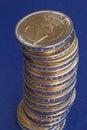 Euro torretta Immagine Stock