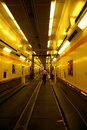 Euro Tunnel Royalty Free Stock Photo