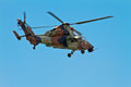 Eurocopter EC-665 Tiger Royalty Free Stock Images