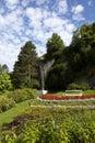 Europa park in kamnik slovenia europe Royalty Free Stock Image