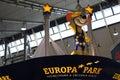 Europa park Royalty Free Stock Photo